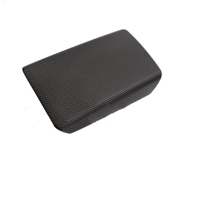 Model 3 armstöd kolfiber utseende, matt/blank