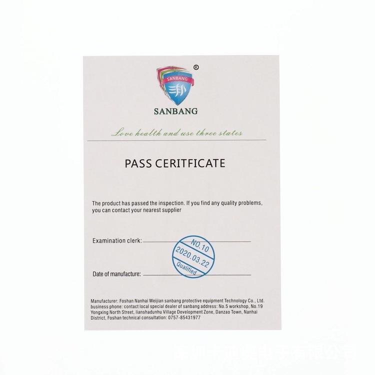 Skyddsmask FPP2 - 10 pack