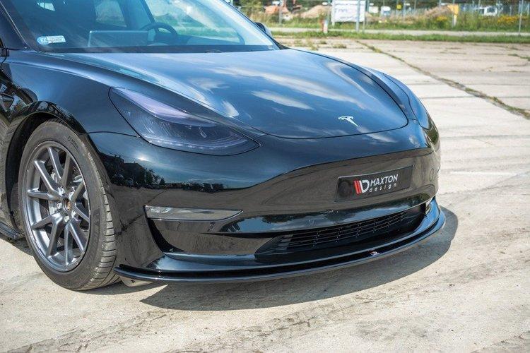 Model 3 front lip spoiler V1