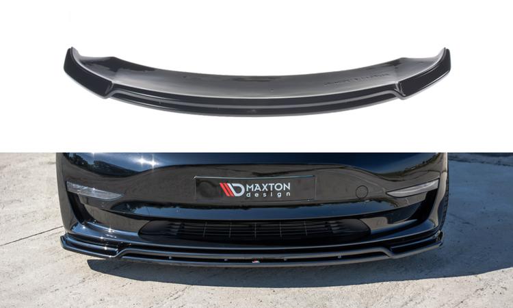 Model 3 front lip spoiler V2