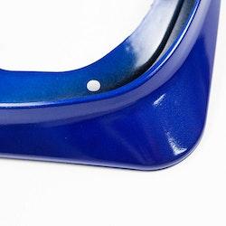 Model X Stänkskydd blåa ink skyddsfilm