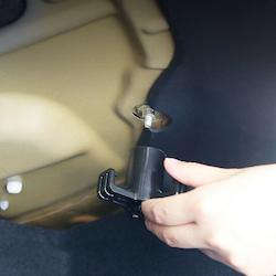 Model 3 trunk krok