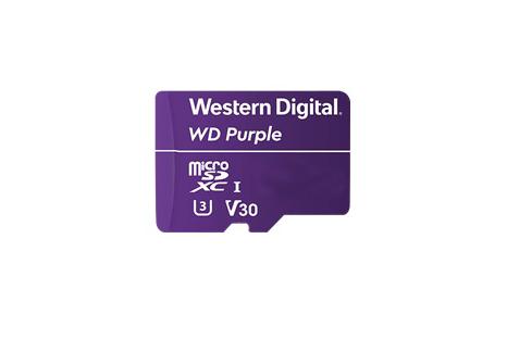 128GB Western Digital WD Purple MicroSD 2.0 cache