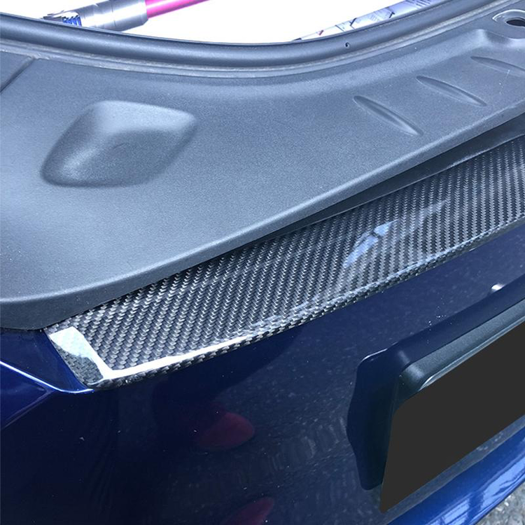 Model X grill ABS kolfiber