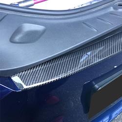 Model X grill ABS kolfiber