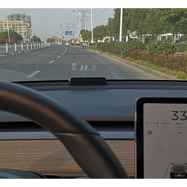 Model 3 Heads up display D300