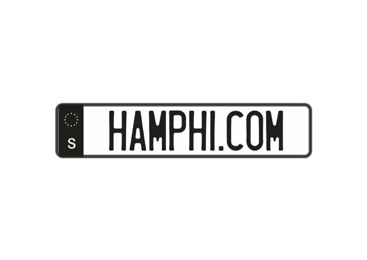 Hamphi.com regskylt