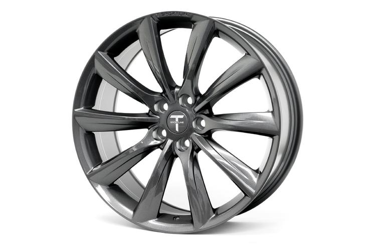 """T-sportline - Model 3 20"""" Turbine style (4 fälgar)"""