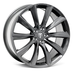 "T-sportline Model Y 20"" TST Turbine style space gray"