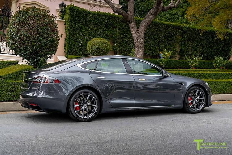 """T-sportline Model S 19"""" TSS Arachnid style space gray"""