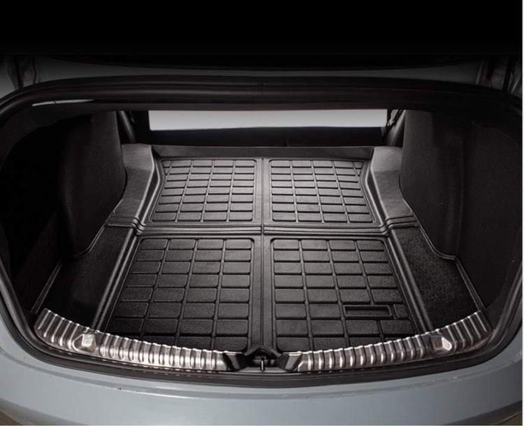 Model 3 bagagerumsmatta TPE vikbar