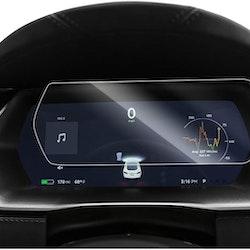 Skärmskydd instrumentpanel Model S & X HD clear