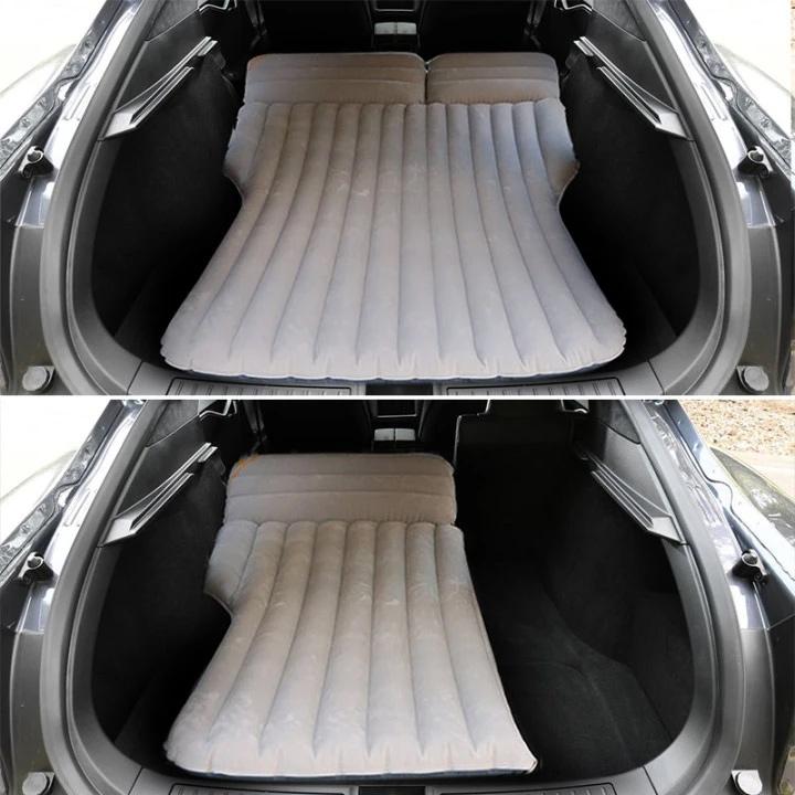 Model S/3/Y luftmadrass med 12V pump