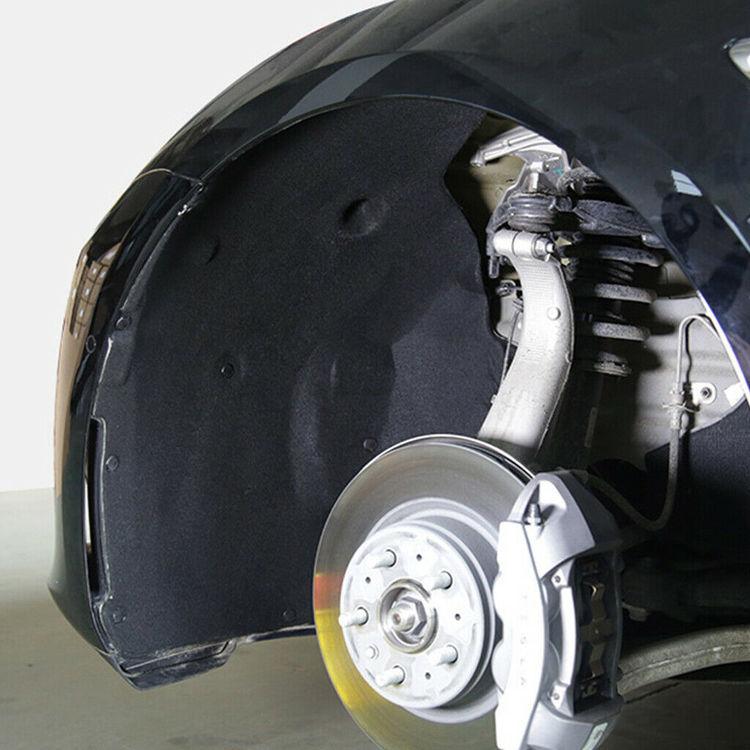 Model 3 ljudisolering främre hjulhus (2-pack)