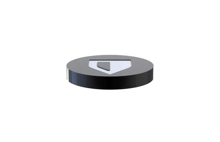 Aluminium fräst center caps egen design