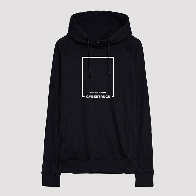 WAITING FOR MY CYBERTRUCK HOODIE