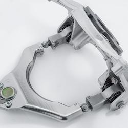 Unplugged Performance - Justerbara främre övre kontrollarmar för Model 3 & Y