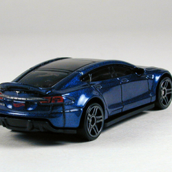 Hot Wheels Model S olika färger