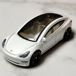 Hot Wheels Model 3