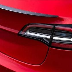 Model 3 Performance Spoiler original från Tesla
