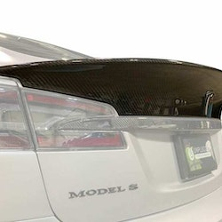Unplugged Performance Model S aerodynamisk spoiler