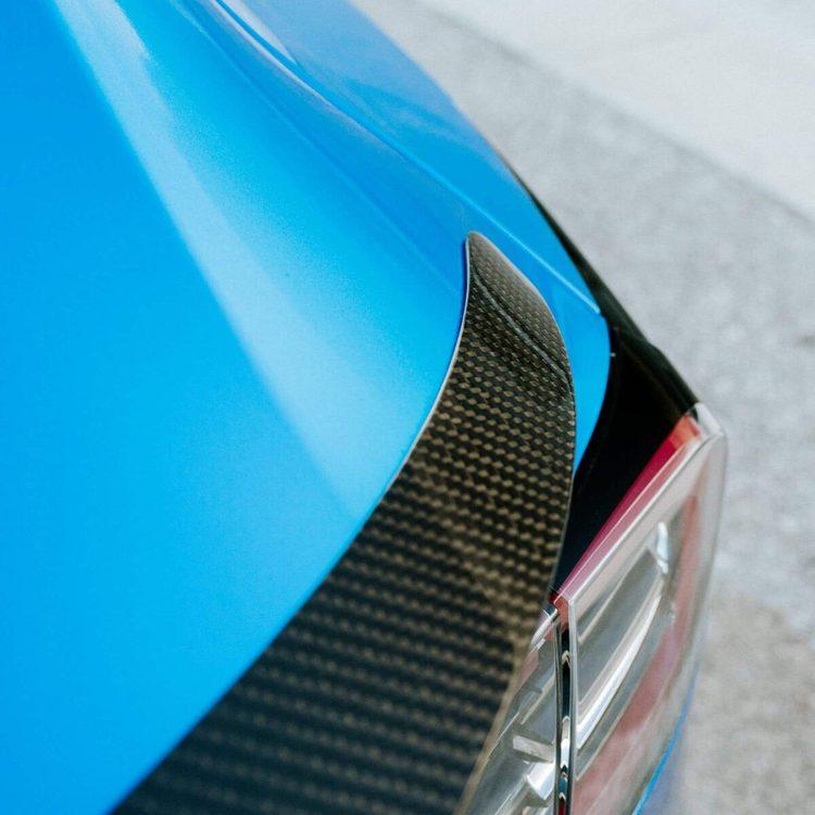 Unplugged Performance - Model Y aerodynamisk spoiler