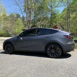 Mountain Pass Performance - Model 3/Y Lift kit