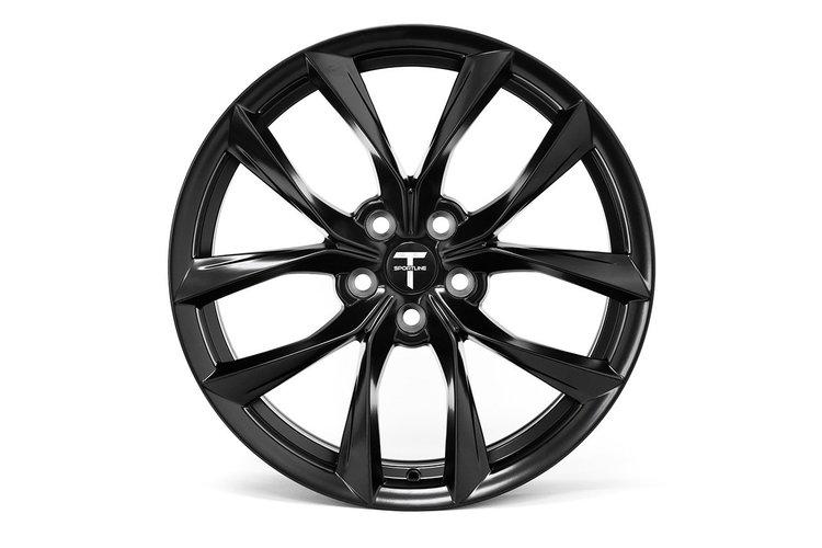 "T-sportline - Model 3 19"" Arachnid style (4 fälgar)"