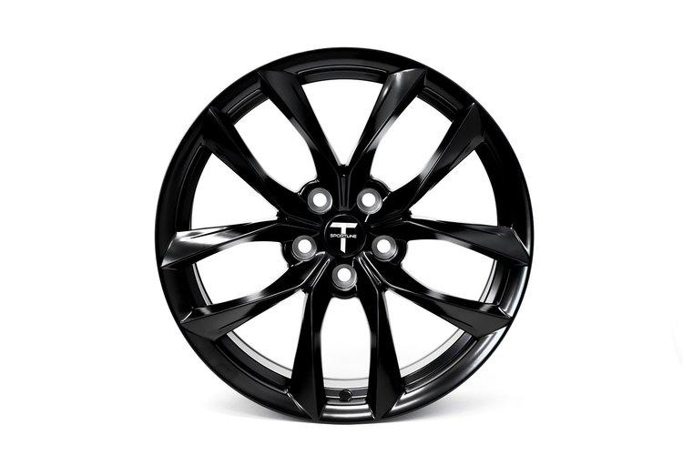 "T-sportline - Model 3 18"" Arachnid style (4 fälgar)"