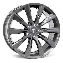 """T-sportline - Model 3 18"""" Turbine style (4 fälgar)"""