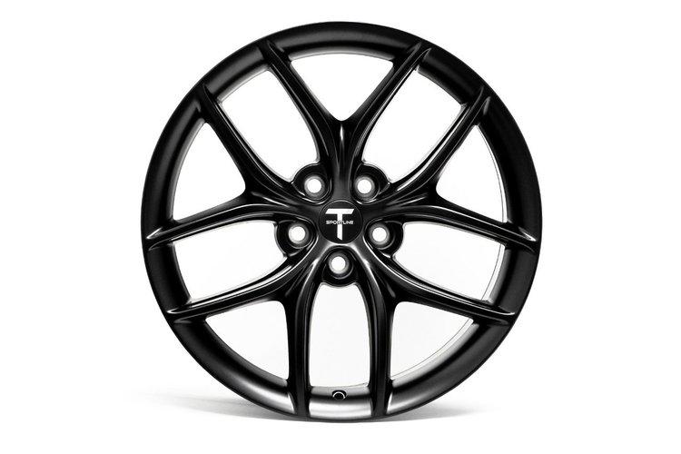 """T-sportline - Model 3 18"""" ZERO-G style (4 fälgar)"""