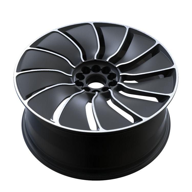ESQS Aero Turbine forged (4 fälgar)