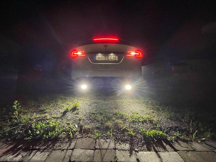 Tesla Starka backljus - extraljus (2-pack)