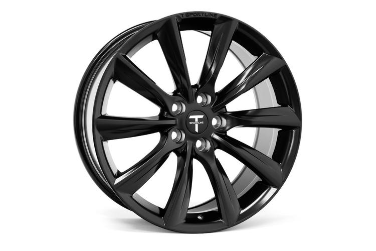 """T-sportline - Model S 19"""" Turbine style (4 fälgar)"""