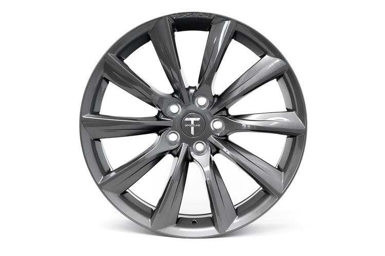 """T-sportline - Model X 19"""" Turbine style (4 fälgar)"""