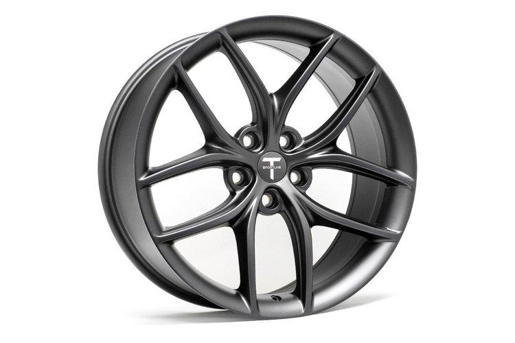 "T-sportline - Model X 20"" Zero-G style staggered (4 fälgar)"