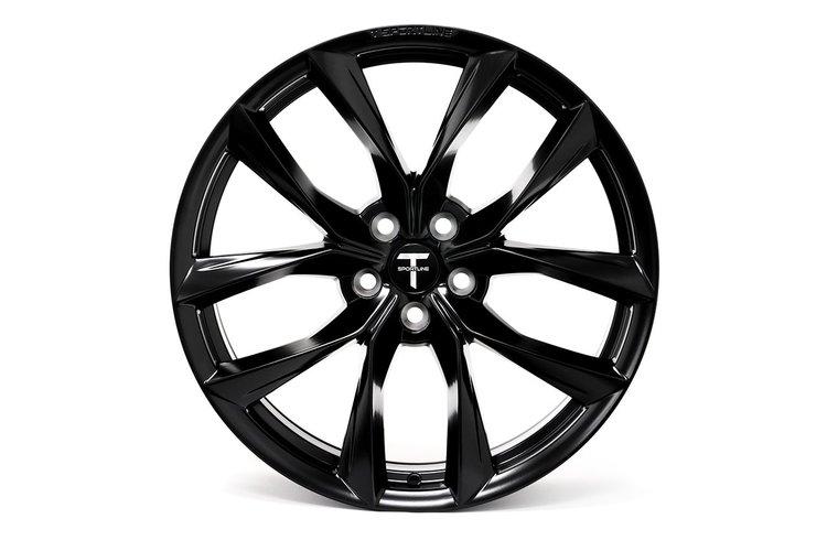 "T-sportline - Model 3 20"" Arachnid style (4 fälgar)"