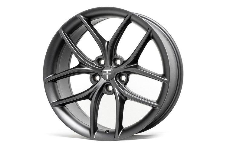"""T-sportline - Model Y 20"""" Zero-G style (4 fälgar)"""