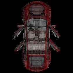 Model S Soft close (4 dörrar)