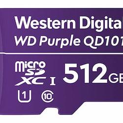 512GB Western Digital WD Purple MicroSD 2.0 cache