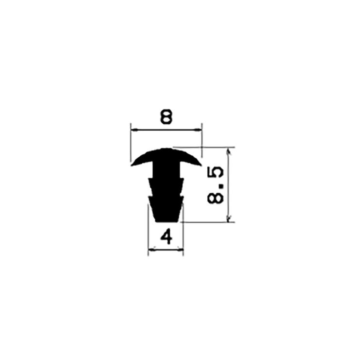 Model 3 & Y Taklist - T-profil