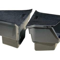 Model Y facelift förvaringslådor bagage
