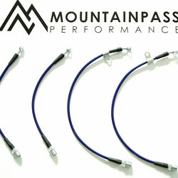 Mountain Pass Performance - Model 3 bromsledningar