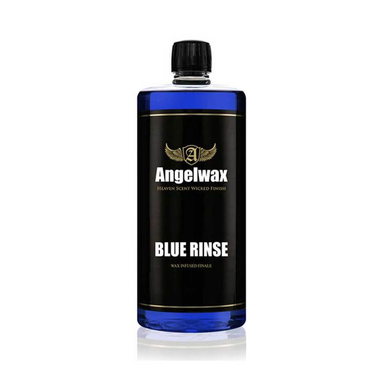 Anglewax - Blue Rinse