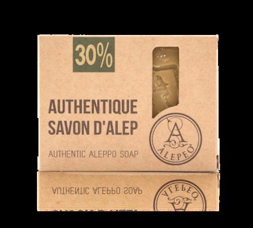 Aleppotvål 30% lagerbärsolja