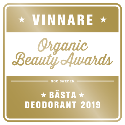 Naturlig Deo - ekologisk deodorant cream 60 ml - Grapefrukt