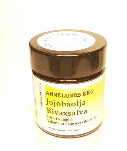Jojobaolja Bivaxsalva 30ml