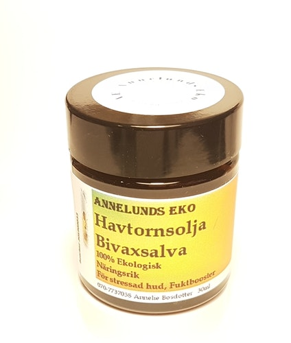 Havtornsolja Bivaxsalva 30ml