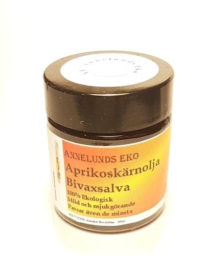 Aprikoskärnolja Bivaxsalva 60ml