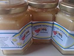 Honung med mycket nektar från ljung
